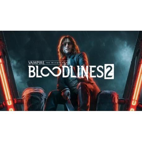 Vampire: The Masquerade — Bloodlines 2 EPIC GAMES PC DOSTĘP DO KONTA WSPÓŁDZIELONEGO - OFFLINE