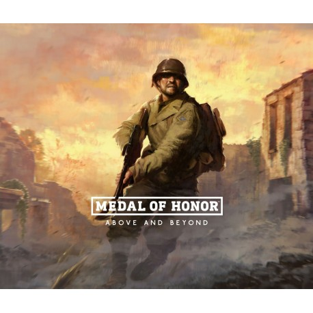 Medal of Honor: Above and Beyond STEAM VR