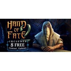 Hand of Fate 2 WSZYSTKIE DLC STEAM PC DOSTĘP DO KONTA WSPÓŁDZIELONEGO - OFFLINE