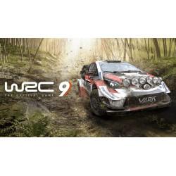 WRC 9 WSZYSTKIE DLC EPIC GAMES PC DOSTĘP DO KONTA WSPÓŁDZIELONEGO - OFFLINE