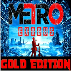 METRO EXODUS GOLD EDITION + The Two Colonels STEAM