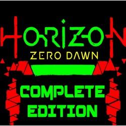Horizon Zero Dawn Complete Edition STEAM