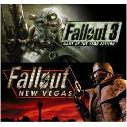 FALLOUT 3 III + NEW VEGAS + WSZYSTKIE DLC STEAM PC