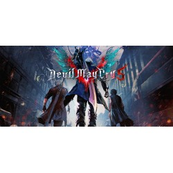 DEVIL MAY CRY 5 DELUXE EDITION STEAM PC