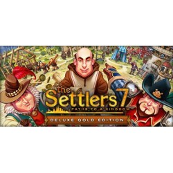 THE SETTLERS 7 PATHS TO A KINGDOM PL