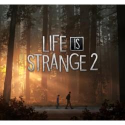 LIFE IS STRANGE 2 WSZYSTKIE EPIZODY STEAM