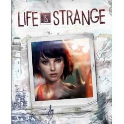 LIFE IS STRANGE COMPLETE EPISODES 1-5 + LIFE IS STRANGE BEFORE THE STORM 1-4 DELUX UPGRADE