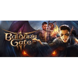 Baldur's Gate 3 III + WSZYSTKIE DLC STEAM PC