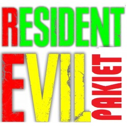 RESIDENT EVIL 4 5 6 7 BIOHAZARD PACK