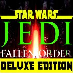 Star Wars Jedi: Upadły zakon DELUXE EDITION STEAM/ORIGIN