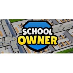 School Owner WSZYSTKIE DLC STEAM PC DOSTĘP DO KONTA WSPÓŁDZIELONEGO - OFFLINE