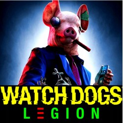 WATCH DOGS: LEGION EPIC GAMES PC
