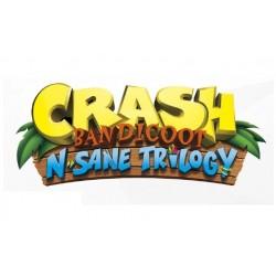 CRASH BANDICOOT 1 2 3 N. SANE TRILOGY