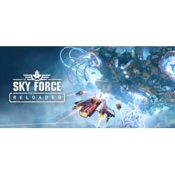 Sky Force Reloaded WSZYSTKIE DLC STEAM PC DOSTĘP DO KONTA WSPÓŁDZIELONEGO - OFFLINE